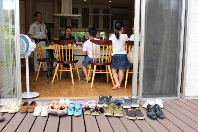 いっぱの靴