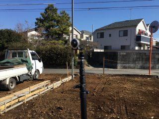 高所撮影 in矢切